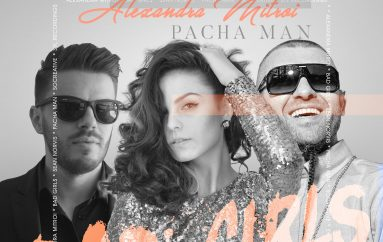 Sean Norvis FT. Alexandra Mitroi and Pacha Man – 'Bad Girls' Drops