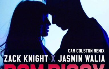 Cam Colston Remixes 'Bom Diggy' by Zack Knight and Jasmin Walia