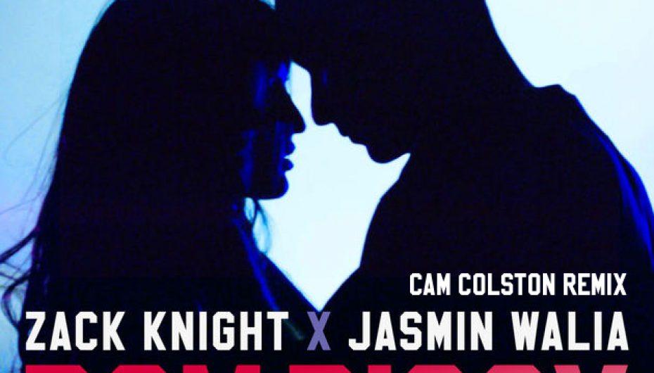Cam Colston Remixes 'Bom Diggy' by Zack Knight and Jasmin Walia