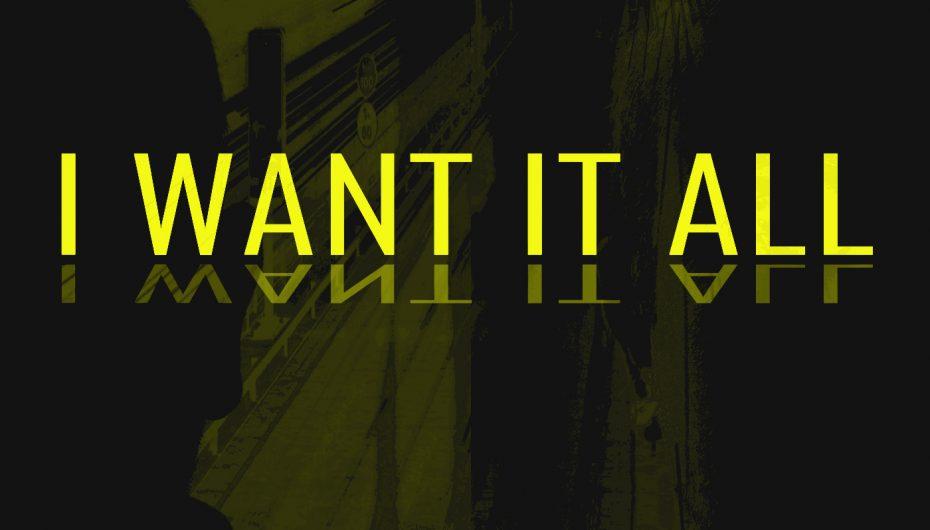 DJ Phonon Unleashes 'I Want It All'