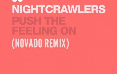 Novado Remixes Dance Classic 'Push The Feeling On'
