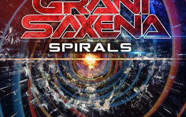 'Spirals' – New Release from Grant Saxena