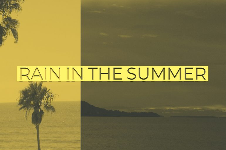 DJ Phonon – Rain In The Summer