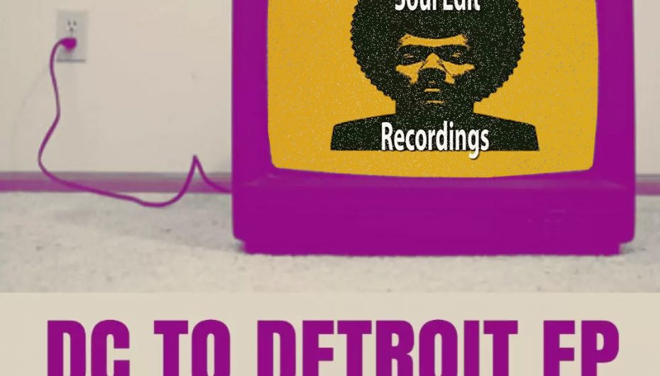 Pierre Reynolds & Bruce Bailey – DC to Detroit EP