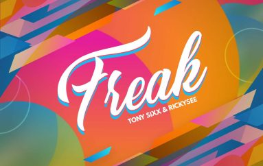 Tony Sixx and Rickysee join forces to create summer EDM hit 'Freak'