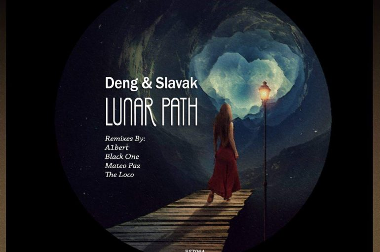 Mateo Paz drops his hard-hitting progressive remix of Deng & Slavak's new track 'Lunar Path'