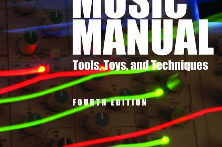 The 4th edition of Rick Snoman's 'Dance Music Manual' is out now!