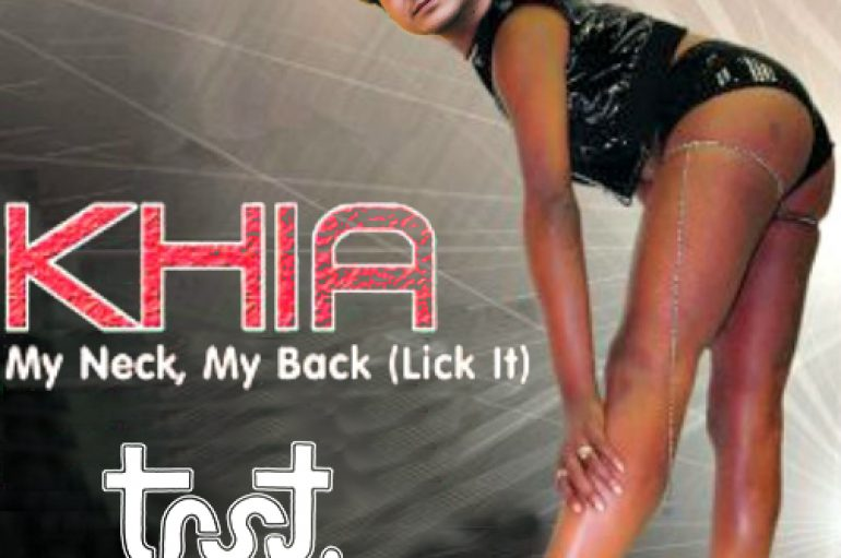 Trst has dropped his stomping remix of Khia's 'My Neck, My Back'