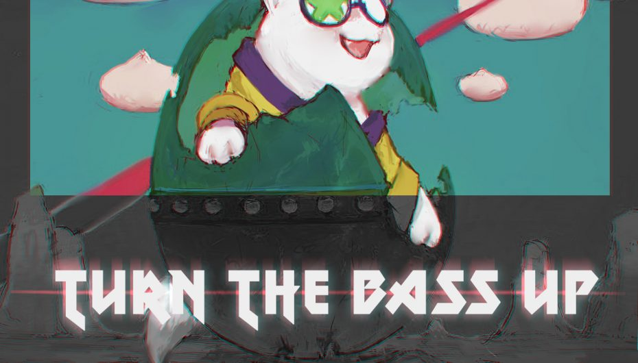 MunchKing's 'Turn The Bass Up' is out now as a FREE download