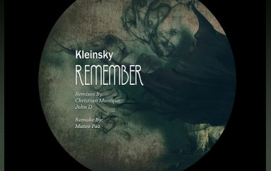 Mateo Paz's remix of Kleinsky's 'Remember' is out now on Estribo Records