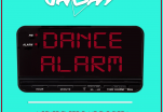 Jaksan's 'Dance Alarm' is out now!