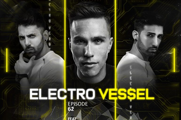 The Vessbroz October edition of ElectroVessel is live on Mixcloud