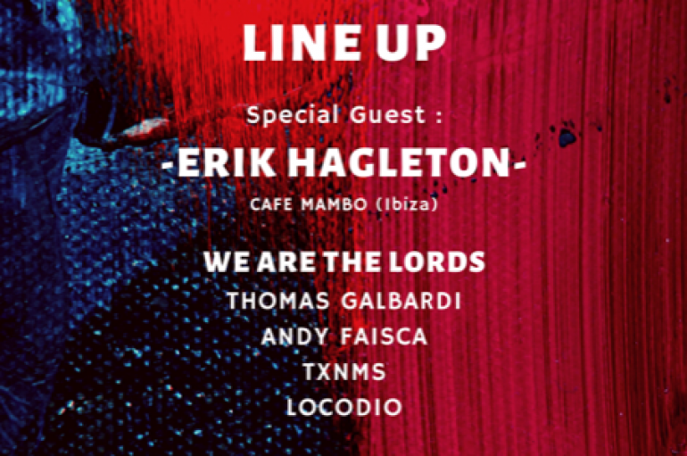 We Are The Lords bring Locomotion to Aldgate on the 17th November