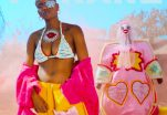 Toya Delazy Delivers An Epic Rainbow Rave 'Funani'