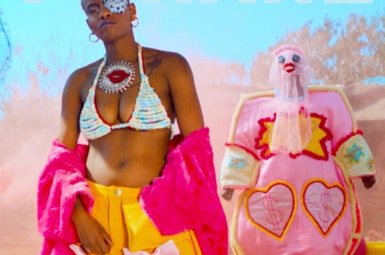 Toya Delazy Delivers An Epic Rainbow Rave 'Funani'