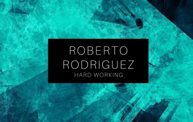 Roberto Rodriguez drops brand new single on Exlight Records called 'Hard Working'