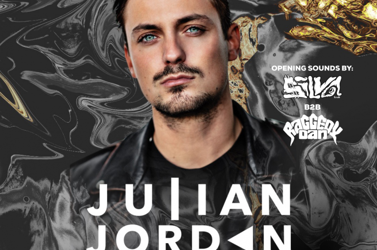 If you're in Philadelphia at the end of the month head on over to NOTO to catch Julian Jordan, $ilv@ and Raggedy Dan