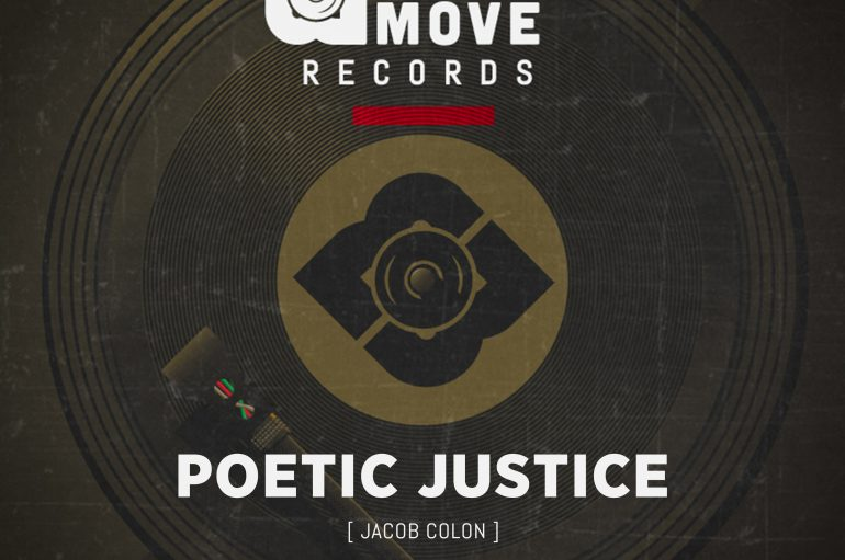 Jacob Colon drops brand new tune 'Poetic Justice'