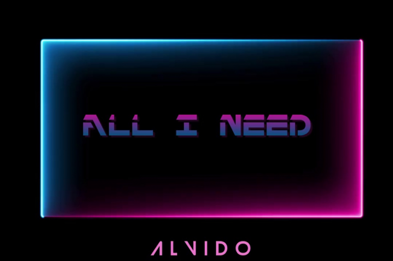 ALVIDO Releases New Single 'All I Need'