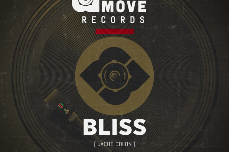 Jacob Colon releases 'Bliss'