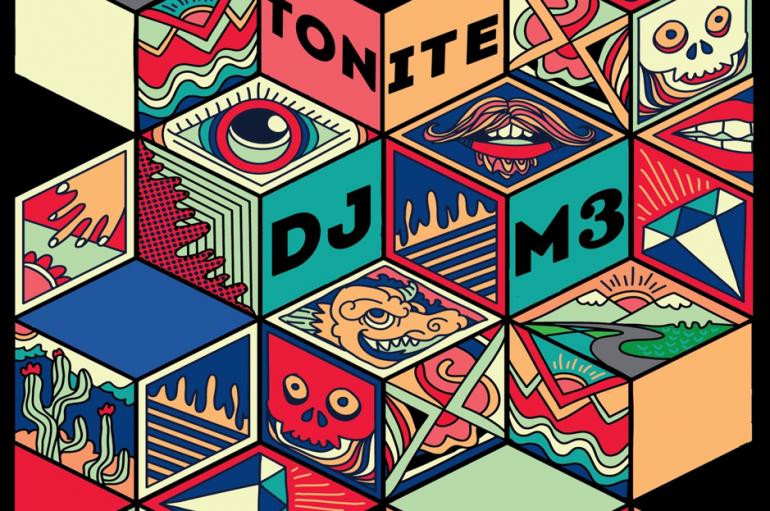 DJ M3 – Tonite