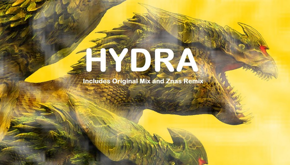 Check out Avek's brand new single 'Hydra'