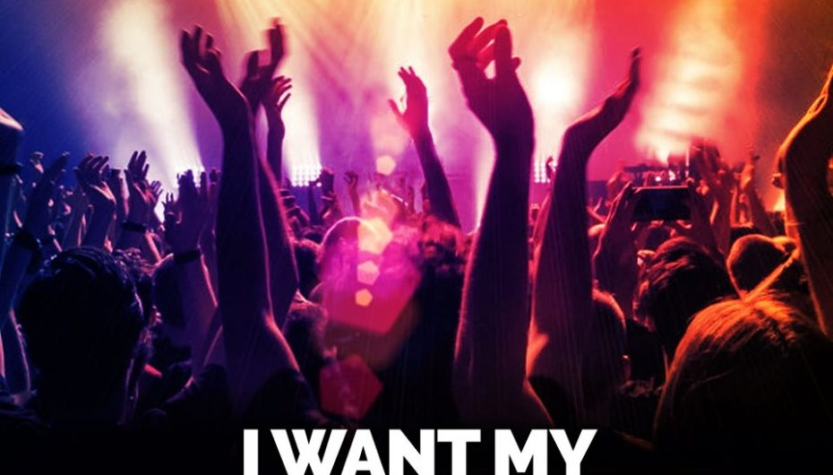 Grab your copy of Jacob Colon's latest hit 'I Want My House Music'