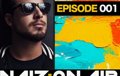 Tune into the first episode of Naizon's Naiz:on Air radio