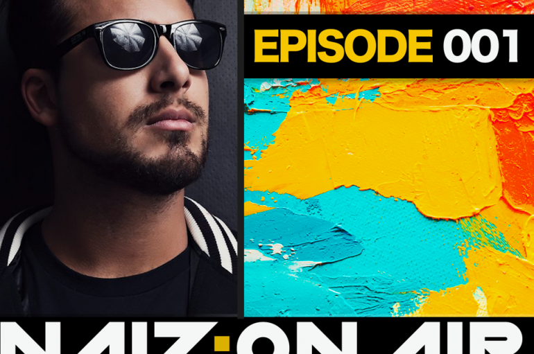 Tune into the first episode of Naizon's Naiz:on Air radio