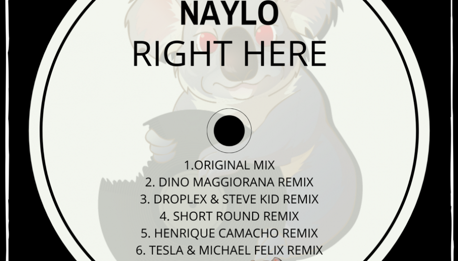 Naylo Drops Brand New EP 'Right Here'