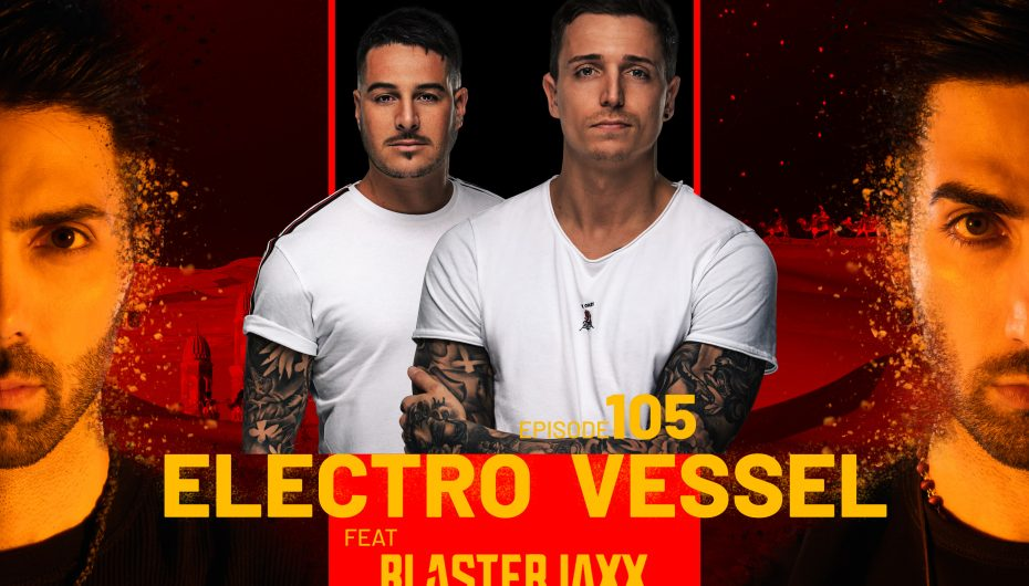 Check out all of August's ElectroVessel shows with the Vessbroz