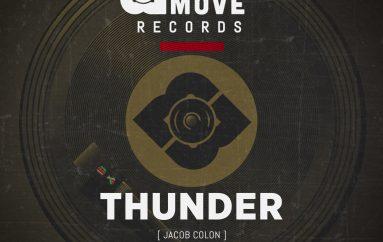 Grab your copy of Jacob Colon's 'Thunder'