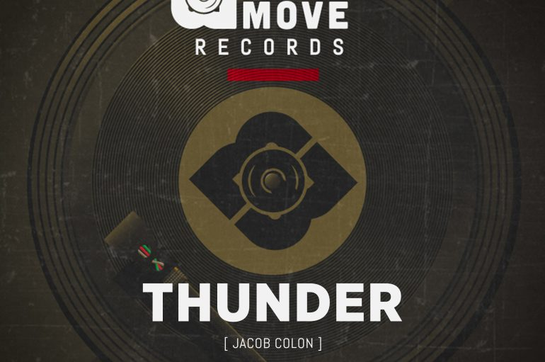 Grab your copy of Jacob Colon's 'Thunder'