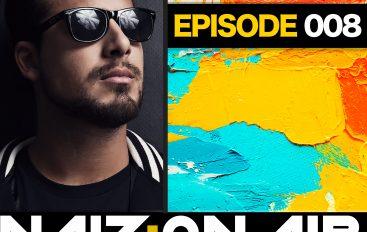 Check out all of the September editions of Naizon's Naiz:On Air Radio