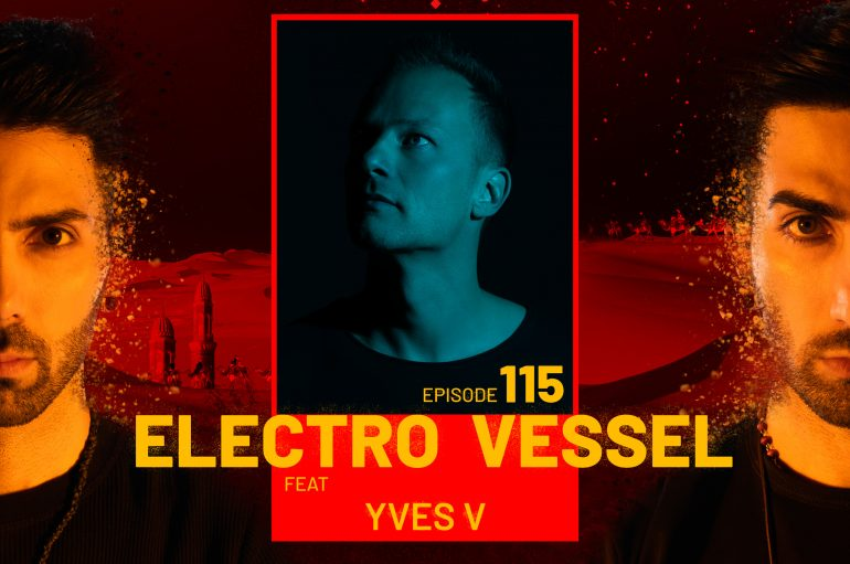 Check out all of October's ElectroVessel shows with the Vessbroz