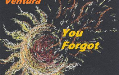Lex Ventura Drops Brand New Single 'You Forgot'