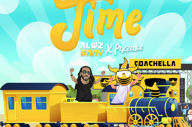 ALWZ SNNY releases 'My Time' featuring Prezence