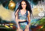 You Can Expect The Latest EDM & House Anthems on NATHASSIA's Goddess Is A DJ Radio Show