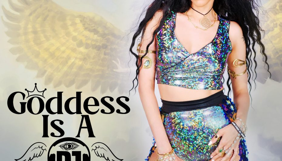 NATHASSIA Supplies You With Another Month of The Greatest EDM Hits – 'Goddess Is A DJ'