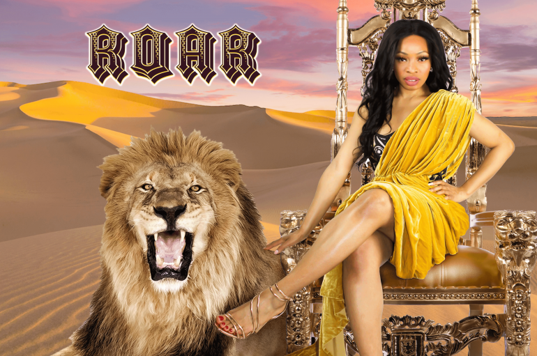 Justina Proves her Talent in the Music Industry With Latest Single 'Roar'